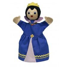 Γαντόκουκλα Βασίλισσα Εστερ 31cm 22024A Moravska