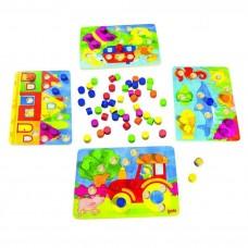 Goki Επιτραπέζιο Παιχνίδι Χρωμάτων 56705