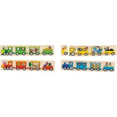 Goki Τα Τρένα-Παιχνίδι Μνήμης 56945