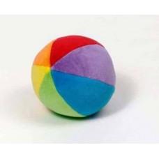 Goki Πάνινη μπάλα κουδουνίστρα 65042