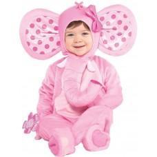 Στολή baby Elephant Sweetie 12-24μ 847260-55 Amscan