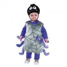 Αποκριάτικη παιδική στολή Itsy Bitsy Spider 1-2χρ 996228