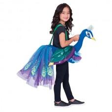 Αποκριάτικη Παιδική στολή Ride On Peacock 3-8χρ 98-128εκ RPE Amscan