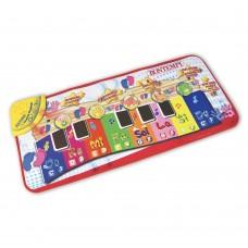 Μουσικό χαλί Baby Musical Playmat 54 1225 Bontempi