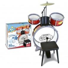 Παιδική Rock Drum Set 51 4504 Bontempi