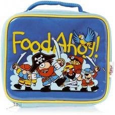 Bugzz Kids Stuff Children's Lunch Bag Pirate BULBPIR