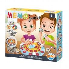 Επιτραπέζιο παιχνίδι μνήμης 3 επιπέδων 5603 Buki