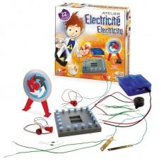 Εργαστήριο ηλεκτρικής ενέργειας Buki 7172