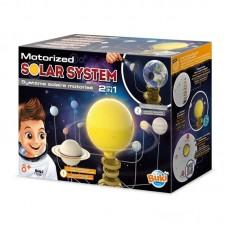 Ηλιακό σύστημα με μοτέρ 2 σε 1 7255 Buki