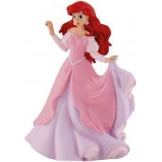 Bullyland Φιγούρα Ariel in Pink Dress 12312