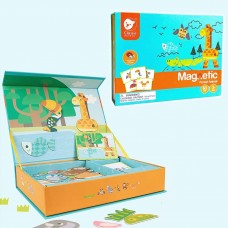 Magnetic Forest Animals 20025 Classic World