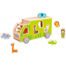 Classic World Animal Sorting Truck 4155
