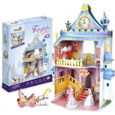 3D Puzzle Fairytale Castle 81 τεμ CF0809 Cubic Fun