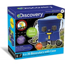 Discovery D32 Binoculars with Case