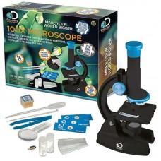 Discovery Adventures Παιδικό Μικροσκόπιο 100X DA07