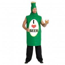 Στολή ενηλίκων Μπύρα Ανδρας One Size