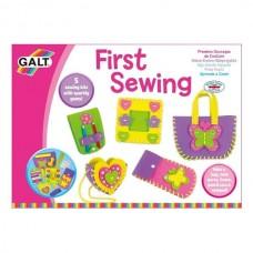 Μάθετε ράψιμο First Sewing A4085G Galt