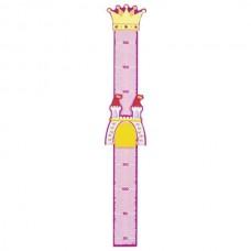 Goki Ξύλινο Αναστημόμετρο Πριγκηπικό Κάστρο 60799