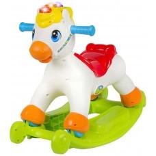 2 σε 1 Rocking/Riding Pony 987 Hola