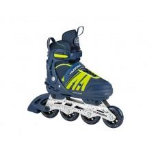 Inline Skates Comfort deep blue Gr. 29-34 28450