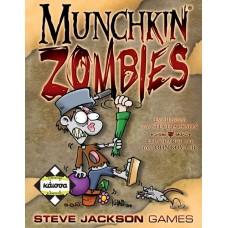 Munchkin Zombies (Ελληνική Εκδοση) KA111229