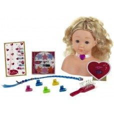 Princess Coralie Makeup and Styling Head with Cosmetic CD 5236 Klein
