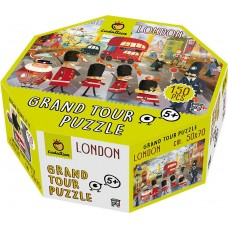 Ludattica Grand Tour Puzzle 150 τεμαχίων London 71296