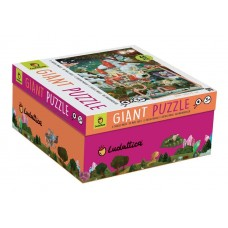 Giant Puzzle Il Castello Magic 48pcs 74860 Ludattica