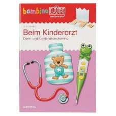 Luk Επισκεψη στον παιδίατρο ISBN 978-3-8377-7681-2
