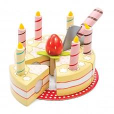 Le Toy Van Τούρτα γενεθλίων με κεράκια