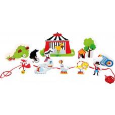 Circus με χάντρες Play Set 10169