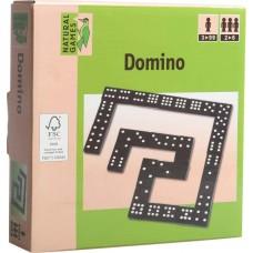 Ξύλινο ντόμινο 55 τεμ 60523983