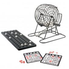Natural Games Bingo με μεταλλικό καλάθι 61058834
