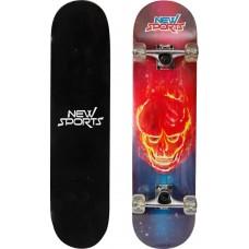 Skateboard Ghostrider 78,7cm 73415781 New Sports