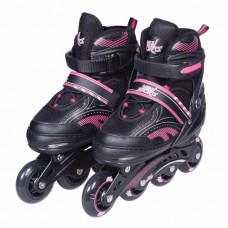 Roller Inliner Pink No 31-34 73421918 New Sports