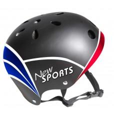 Παιδικό κράνος για πατίνι 55-57cm New Sports Vedes 73702852