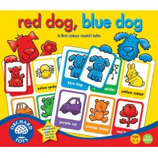 Red Dog, Bleu Dog Lotto Game