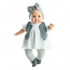 Κούκλα Agatha Manus 36εκ 07034 Paola Reina