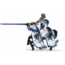 Papo Blue Dragon King 39387 and Blue Dragon King Horse 39389