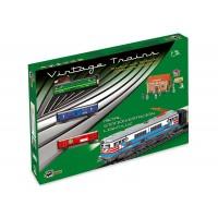 Τρένο Viajeros Colores με φώτα 302 Pequetren
