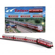 Τρένο Talgo με ράγες 508 Pequetren