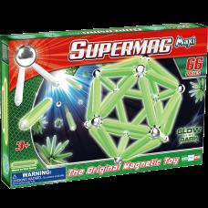 Supermag Maxi Glow in the dark 66 τεμ 0118 Plastwood