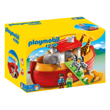 Playmobil 1.2.3 Η Κιβωτός του Νώε