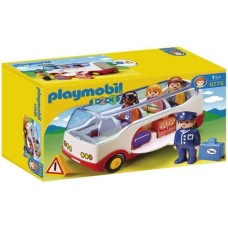 Playmobil 1.2.3 Πούλμαν