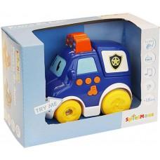 Οχημα Αστυνομίας Baby Press & Go με ήχους 40774165 SpielMaus