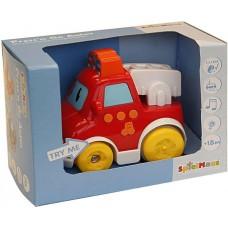 Οχημα Πυροσβεστικής Baby Press & Go 40774165 SpielMaus