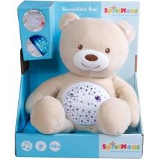 """SpielMaus Baby Night Light Teddy """"Bruno"""" 90200174"""