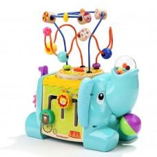 Κύβος Δραστηριοτήτων Ελέφαντας 5 σε 1 Top Bright 120384