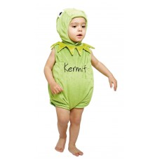 Αποκριάτικη παιδική στολή Disney Baby Kermit Tabard with Feature Hat DCKER-TA-6