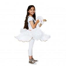 Αποκριάτικη Παιδική στολή Glide on Swan One Size RGSW Travis Design